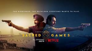 """Sacred Games"" India's first original series in Netflix deserves your attention."
