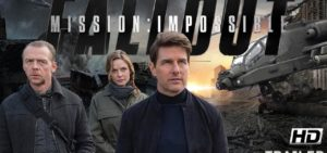 Mission: Impossible- Fallout is ruling the box office so far