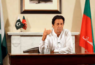 once again extend hand of friendship to india after 2019 : imran khan