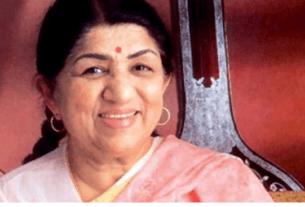 Lata Mangeshkar rumours report regarding her health issue.