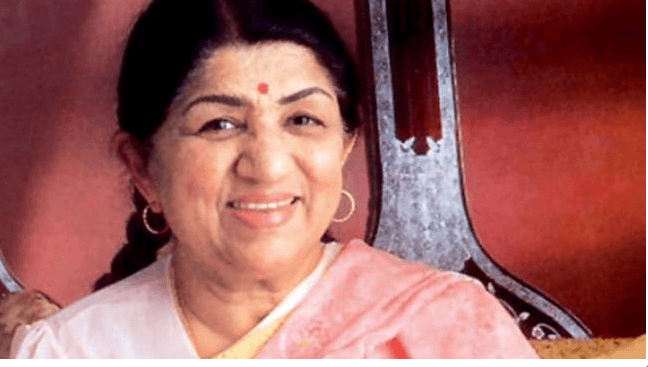 Lata Mangeshkar rumours report regarding her health issue.