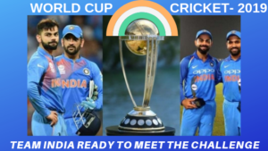 Possibilities of team India in ICC Cricket World-Cup 2019
