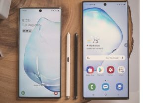 samsung galaxy note 10, note 10+ image 1