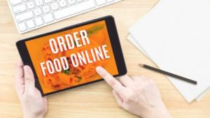 How does the Online Food Ordering System Work? A Case Study.