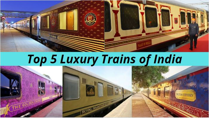 Top 5 Luxury Trains of India