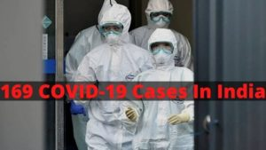 Confirmed COVID-19 Cases Cross 169 In India