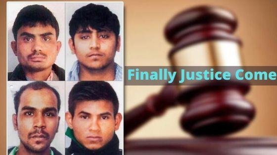 Finally justice com