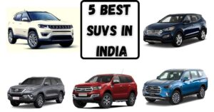 """5 BEST SUVs IN INDIA UNDER 40LAKH-""""PRICE, FEATURES AND COMFORT"""""""