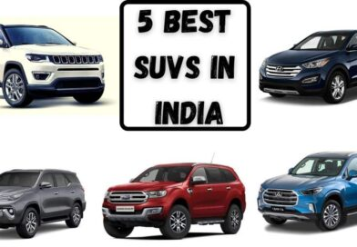 5 Best SUVs in India
