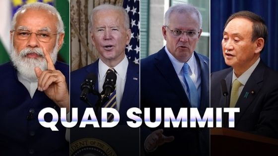 Quad Summit 2021