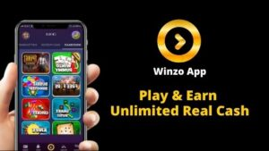 Earn 5k to 10k per week through WiNZO APP. Simply Play Game & Earn