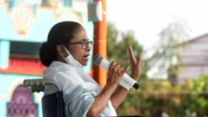 No Injections or oxygen, Second COVID-19 Wave Modi- made Disaster, says Mamata