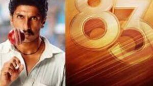 Ranveer Singh Upcoming Movies 83 Release 4th June