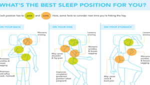 Wow! So THIS is what your sleeping position can say about your health!