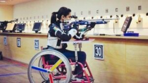 Tokyo Paralympics: Avani Lekhara wins gold medal in shooting event