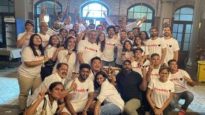 Kartik Aryan and Alaya F Wrap up Freddy, say see you in theatres