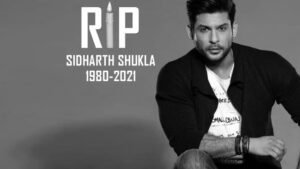 Sidharth Shukla Career and Life Journey: Know the Unsung Actor
