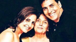 Akshay Kumar's mom Aruna Bhatia dies in Mumbai