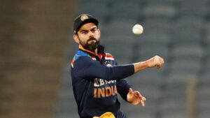Virat Kohli to step down as India's T20 captain after World Cup